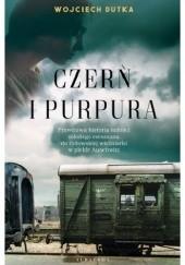 Okładka książki Czerń i purpura Wojciech Dutka