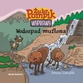 Okładka książki Żubr Pompik. Wyprawy. Wodospad muflona Tomasz Samojlik