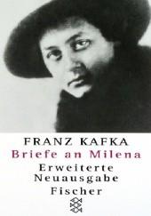 Okładka książki Briefe an Milena. Erweiterte un Neugeordnete Ausgabe Franz Kafka