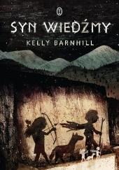 Okładka książki Syn wiedźmy Kelly Barnhill