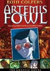 Okładka książki Artemis Fowl: The Graphic Novel Eoin Colfer,Andrew Donkin