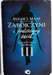 Okładka książki Zabójczyni i podziemny świat Sarah J. Maas