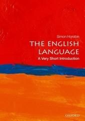 Okładka książki The English Language: A Very Short Introduction Simon Horobin