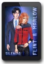Okładka książki Flint & Marlow Silencio