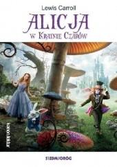 Okładka książki Alicja w Krainie Czarów Lewis Carroll
