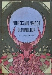 Okładka książki Podręcznik małego demonologa Janka Sobota
