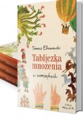 Okładka książki Tabliczka mnożenia w wierszykach Tomasz Elbanowski