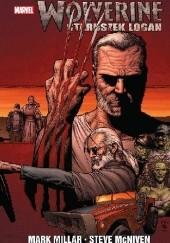 Okładka książki Wolverine - Staruszek Logan Mark Millar,Steve McNiven