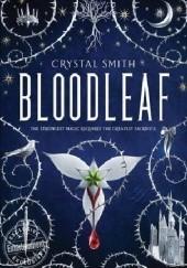 Okładka książki Bloodleaf Smith Crystal