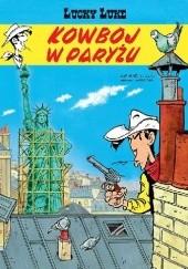 Okładka książki Kowboj w Paryżu Morris,Achdé
