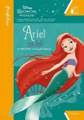 Okładka książki Ariel na fali Liz Marsham