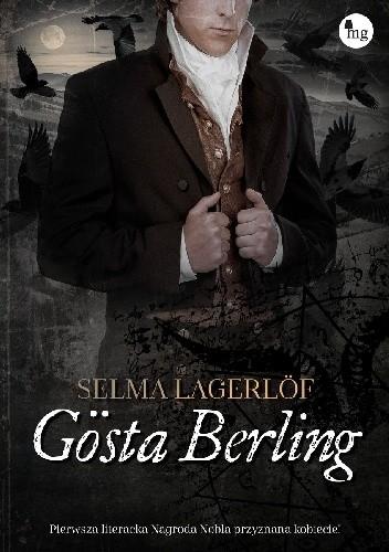Okładka książki Gösta Berling.