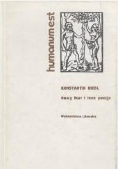 Okładka książki Nowy Ikar i inne poezje Konstantin Biebl