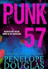 Okładka książki Punk 57 Penelope Douglas