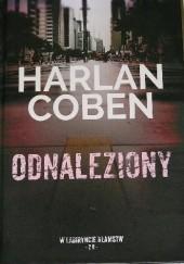 Okładka książki Odnaleziony Harlan Coben