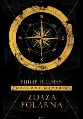 Okładka książki Zorza polarna Philip Pullman