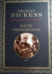 Okładka książki David Copperfield Tom IV