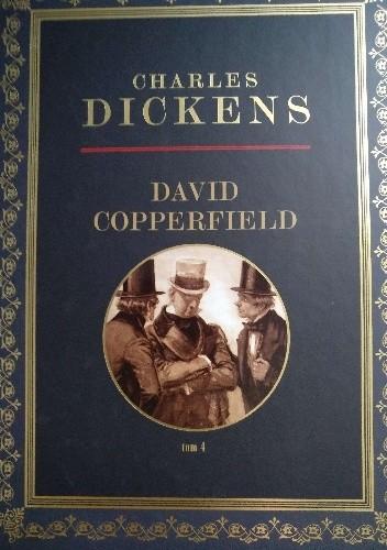 Okładka książki David Copperfield Tom IV Charles Dickens
