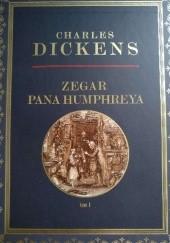 Okładka książki Zegar Pana Humphreya tom 1 Charles Dickens