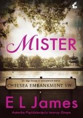Okładka książki Mister E L James