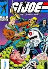 Okładka książki G.I. Joe 2/1994 Ron Wagner,Larry Hama,Herb Trimpe