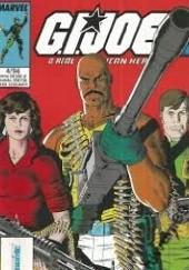 Okładka książki G.I. Joe 4/1994 Larry Hama,Marshall Rogers,Rod Whigham