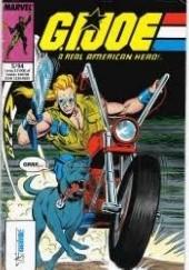 Okładka książki G.I. Joe 5/1994 Ron Wagner,Larry Hama,Marshall Rogers