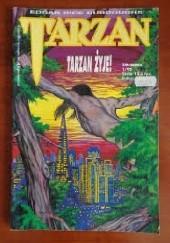 Okładka książki Tarzan 1/1992 Thomas Yeates,Kure Henning