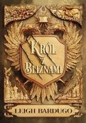 Okładka książki Król z bliznami Leigh Bardugo
