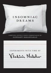 Okładka książki Insomniac Dreams Vladimir Nabokov