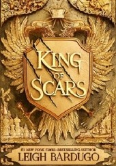 Okładka książki King of Scars Leigh Bardugo