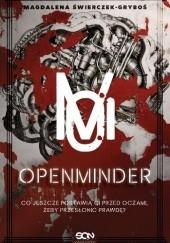 Okładka książki Openminder. Tom 1. Koty Magdalena Świerczek-Gryboś