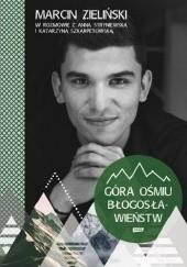 Okładka książki Góra ośmiu błogosławieństw Marcin Zieliński