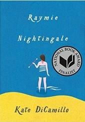Okładka książki Raymie Nightingale Kate DiCamillo
