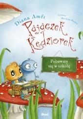 Okładka książki Pajączek Kędziorek. Pobawmy się w szkołę. Diana Amft