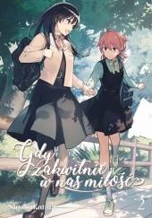 Okładka książki Gdy zakwitnie w nas miłość #2 Nio Nakatani