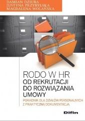 Okładka książki Rodo w HR Damian Dziuba,Justyna Przybylska,Magdalena Wolańska