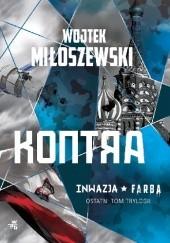 Okładka książki Kontra Wojtek Miłoszewski