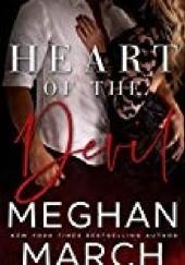 Okładka książki Heart of the Devil Meghan March