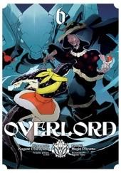 Okładka książki Overlord #6 Maruyama Kugane,Fugin Miyama
