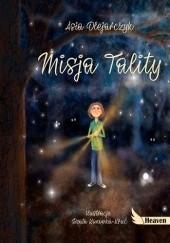 Okładka książki Misja Tality Asia Olejarczyk