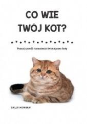 Okładka książki Co wie twój kot Sally Morgan