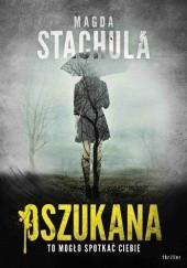 Okładka książki Oszukana Magda Stachula