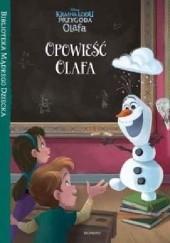 Okładka książki Opowieść Olafa praca zbiorowa