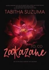 Okładka książki To, co zakazane Tabitha Suzuma