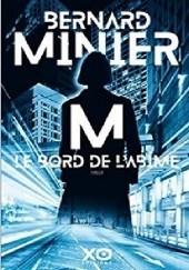 Okładka książki M, le bord de labîme Bernard Minier