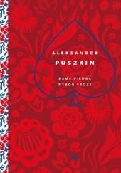 Okładka książki Dama pikowa. Wybór prozy Aleksander Puszkin