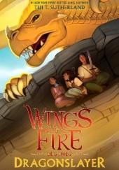 Okładka książki Dragonslayer Tui T. Sutherland