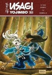 Okładka książki Usagi Yojimbo Saga. Księga 2 Stan Sakai