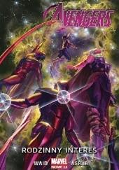 Okładka książki Avengers. Rodzinny interes. Tom 2 Mark Waid,Mahmud Asrar